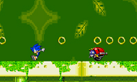 Play Fireboy And Watergirl Sonic Game